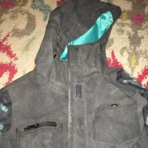 WOMENS DC SKI JACKET
